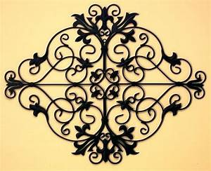 Wrought Iron Exterior Wall Decor Perfect Wrought Iron