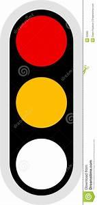 Traffic Signal Icon Stock Vector  Illustration Of