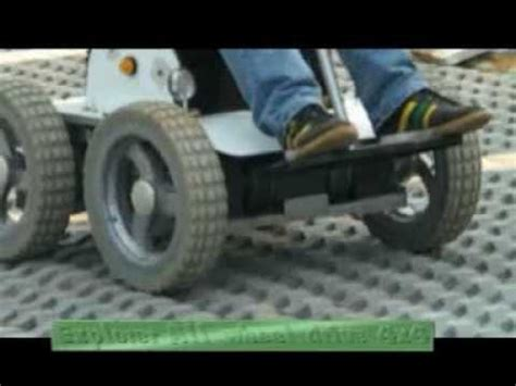 wheelchair explorer 4x4 power