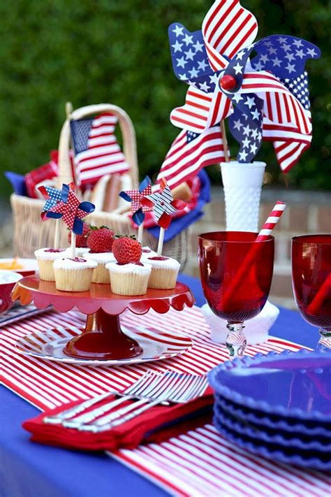 memorial day decorations ideas  images