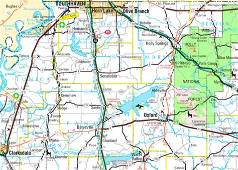 225 +/- Acres, Desoto County, Mississippi - Southern Land ...