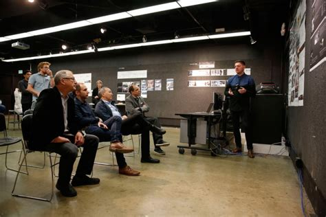 center college of design jaguar launches design projects with center college of