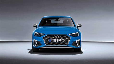 audi  range revealed  refreshed face hybrid power