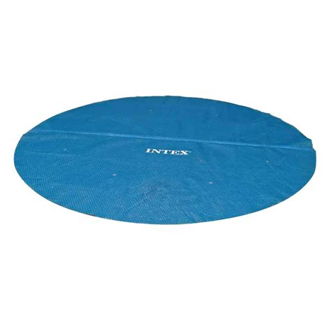 intex 6 foot pool cover intex solar cover for 18ft diameter easy set and frame