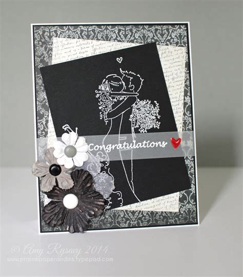 diy wedding cards tutorial on craftsy