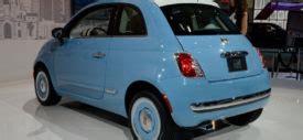 Gambar Mobil Fiat 500 by Fiat 500 Retro Autonetmagz Review Mobil Dan Motor