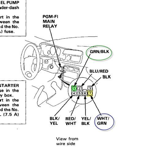 Fuse Box For Honda Accord Auto