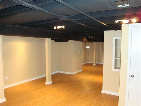 Insulate Basement Ceiling Pertaining To Converting