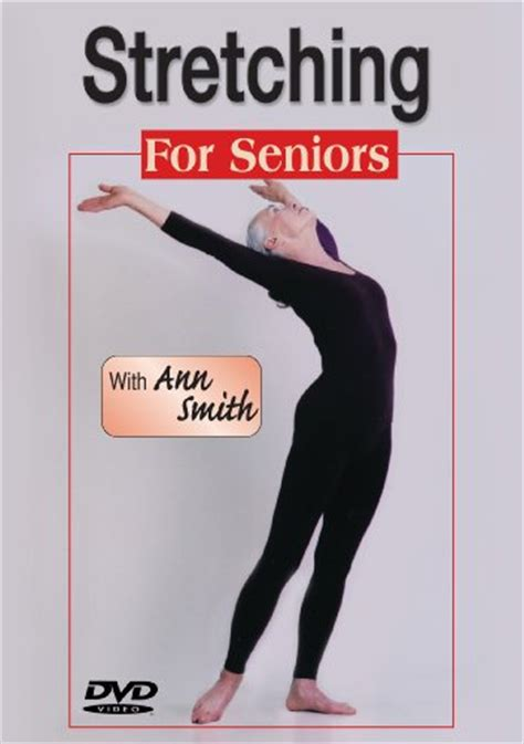 Chair Exercise For Seniors Dvd by And Tvguide