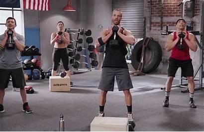Dumbbell Leg Exercises Workout Weight Gifs Strength