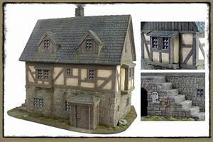 Häuser Im Mittelalter : stronghold terrain neue d cher br ckenkopf ~ Lizthompson.info Haus und Dekorationen