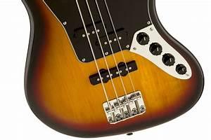 Squier Vintage Modified Jaguar Bass Special Wiring Diagram