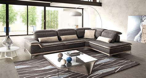 mobilier de canapé d angle canapés d 39 angle volare mobilier de