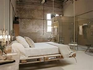 Die Besten 25 Bett Aus Europaletten Ideen Auf Pinterest