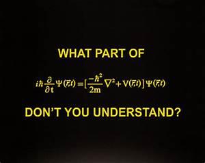 1-D Time Dependent Schrodinger Equation.