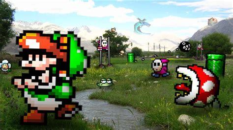 Super Mario World 2 Yoshis Island Music 15 Minute
