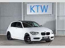 KTW BMW 1Series Black & White