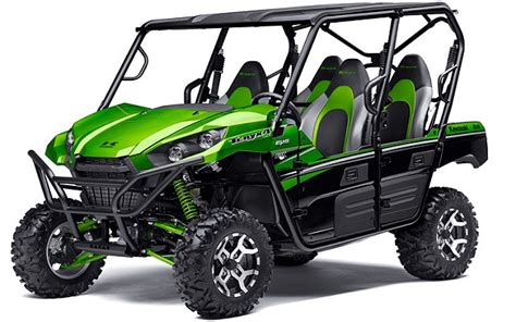 Suzuki Side By Side Utv by Kawasaki Reveals 2016 Utvs Atvconnection