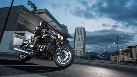 Triumph Rocket Iii Wallpapers