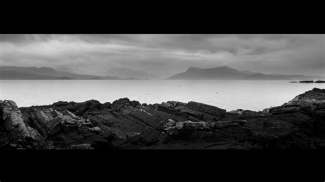Black And White Landscape Photography Editing In Lightroom