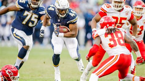 San Diego Chargers Rb Andre Williams Shows Promise In