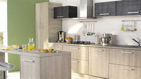 cuisine lineaire design zoom sur les cuisines 2012 de conforama