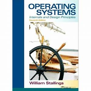 Test Bank For Operating Systems  Internals And Design
