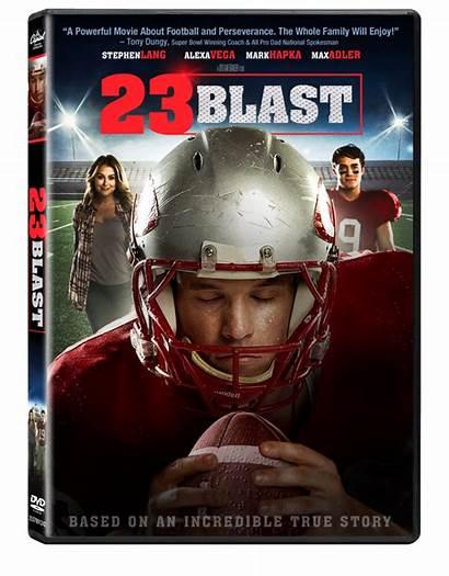 Blast Dvd Football True Story Blind Player