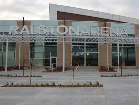 Ralston Arena - Wikipedia