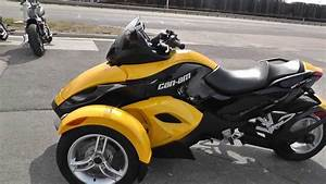 000161 - Can Am Spyder - Used Motorcycle For Sale