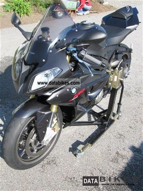2011 Bmw S1000rr  With Accessories