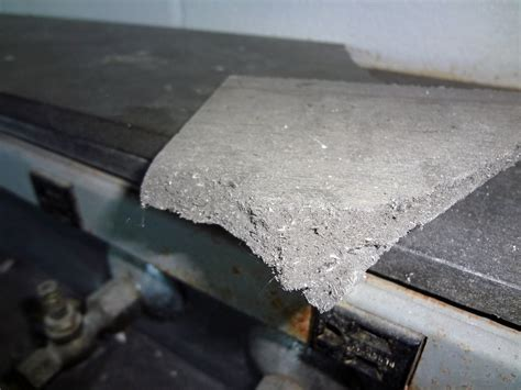 asbestos cement laboratory countertop