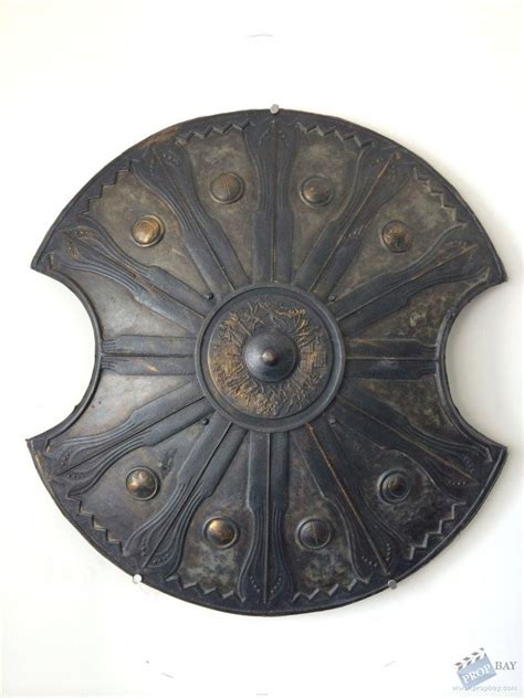 achilles hero shield    troy  prop