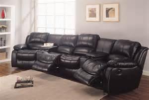 home theater recliner sectional furtado furniture