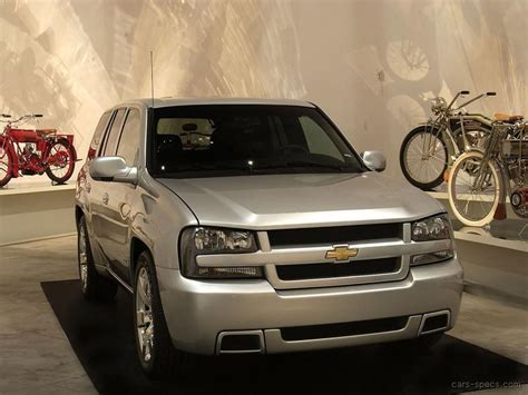 2008 Chevrolet Trailblazer Suv Specifications, Pictures