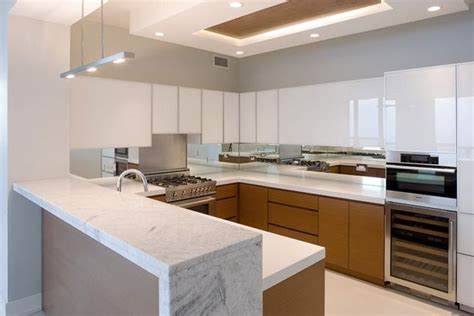 Contemporary Condo Kitchendeb Reinhart Interior Design