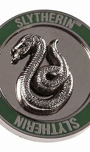 Universal Studios Harry Potter Slytherin House Icon Pin on ...
