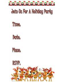 free holiday party invitations free christmas invitations free printable christmas invitations