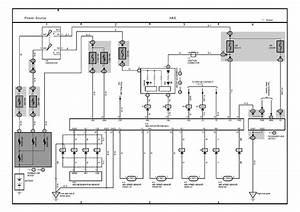 2001 Toyotum Rav4 Wiring Diagram