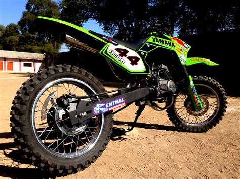 motocross bike yamaha rxz dirt bike dirt machine custom motorcycles
