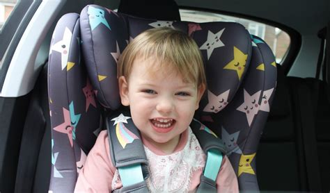 Cosatto Hubbub Isofix Group 1, 2, 3 Car Seat Review