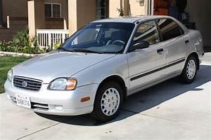 My 2001 Suzuki Esteem