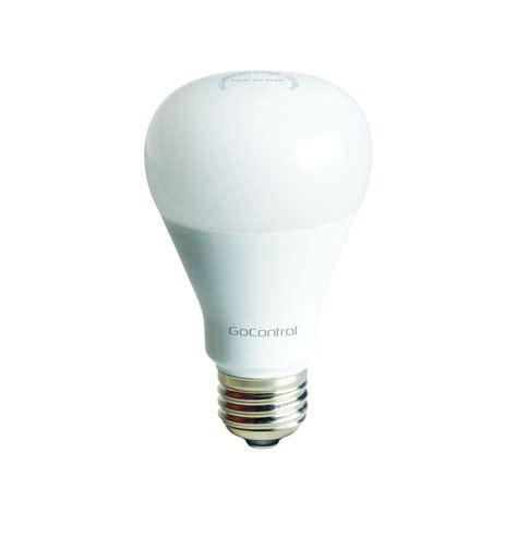 gocontrol z wave dimmable led light bulb