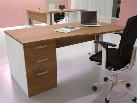 bureau avec caisson bureau avec caisson