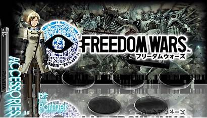 Freedom Wars Vita Ps Choice Born Without
