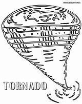 Tornado Coloring Pages Printable Colorings Template Colouring Getcolorings Getdrawings sketch template