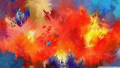 Abstract Wallpapers Desktop Paintings Cool Famous
