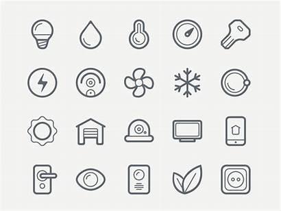 Icon Smart Icons Sketch Sets Minimalistic App