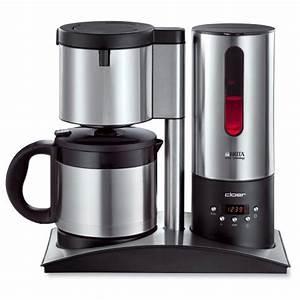 Kaffeemaschinen Test 2012 : cloer 5749 kaffeeautomat mit isolierkanne test ~ Michelbontemps.com Haus und Dekorationen