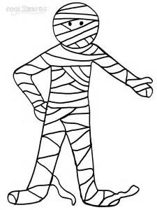 printable mummy coloring pages  kids coolbkids